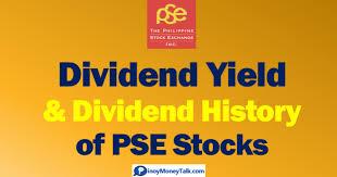 Jollibee Foods Corp Jfc Stocks Dividend Yield