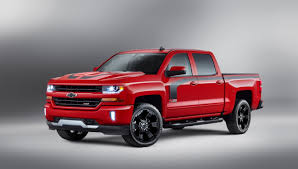 2016 Chevy Silverado Rally Edition Revealed | GM Authority