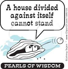 a house divided against itself cannot stand essay united we stand divided we fall