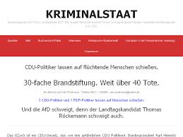 Kriminalstaat Bundestagswahl 2017 Cdu Landtagswahl 2017