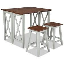 breakfast bars furniture. twotone drop leaf breakfast bar table bars furniture