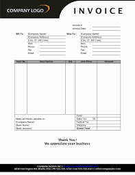Custom Invoice Maker Custom Invoice Maker Fresh Free Line Invoice Creator Template and 1