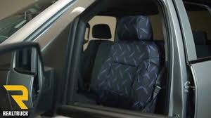 How to Install Coverking Seat Covers on a Chevrolet Silverado ...