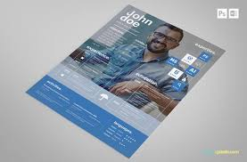 15 Best Free Creative Cv Resumes For Designers Creativecrunk
