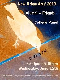 Nuas 2019 Alumni Friends College Panel New Urban Arts