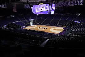 Lsu Mens Basketball Seating Chart Maravich Center Lsu