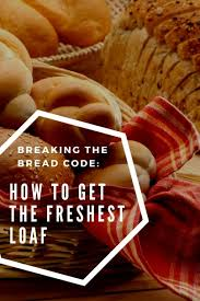 Bread Twist Tie Color Chart Breaking The Bread Code How To Get The Freshest Loaf