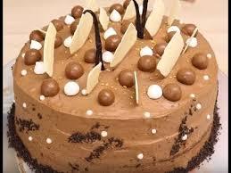 Gâteau Danniversaire A La Mousse Au Chocolat Facile Cuisine Rapide