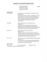 Homemaker Resume Sample Online Resume Example Write A Student
