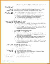 Executive Assistant Resume Examples Awesome Resume Objectives Lovely