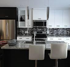 georgian bluffs classic modern kitchen
