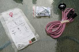15ft standard pendant light kit