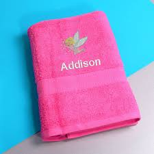 fairy princess towel