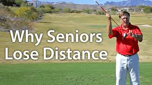 More Distance Why Seniors Lose Distance