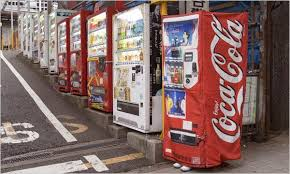 Vending Machines Codes New Vending Machines With QR Codes Global Vending Group