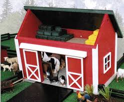 barn only amish farm toy and animal sets for kids 18 x exquisite barn animal toys