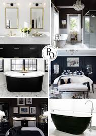 Black White Gold Bedroom Recent Projects Rich Details