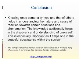 type b personality  11 conclusion  knowing ones personality