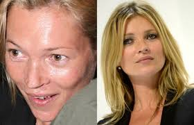 20 more shocking pics of celebrities without makeup