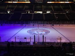 Nassau Coliseum Section 117 Hockey Seating Rateyourseats Com