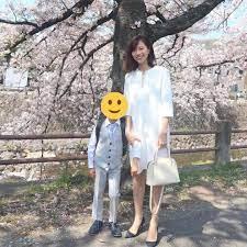入学 式 ママ
