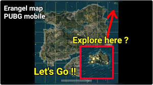 PUBG MOBILE Classic Erangel Map ...