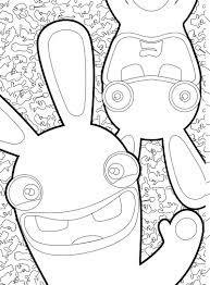 Amazon Fr The Lapins Cr Tins Activit S Cahier D Art Cr Tin 1