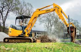 Excavator Comparison Chart Compare Every Compact Excavator Model And Brand In Our 2017