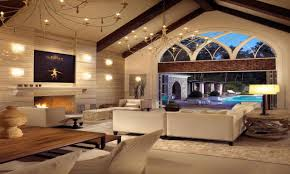Interior Design Large Living Room Living Room Modern Rustic Lighting Chandelier For Large Living