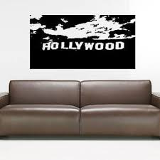 hollywood wall decal hollywood sticker star room living ro