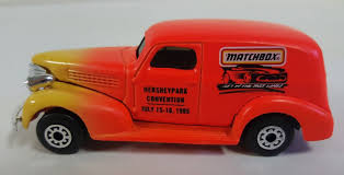 Matchbox -HERSHEYPARK CONVENTION July 1995 -'39 Chevy Sedan ...