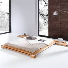 low bed frame toma