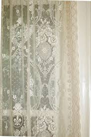 the best 25 lace curtains ideas on diy curtains lace within antique lace curtains decor