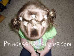Pigtails Hair Style baby hairstyles criss cross pigtails hairstyles for girls 6539 by stevesalt.us
