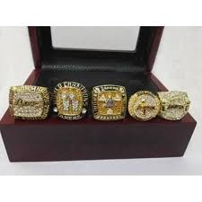 The los angeles lakers championship ring is handmade using alloy material. Custom Kobe Bryant Los Angeles Lakers 5 Replica Nba World Championship Rings Brought To You By A Championship Rings Nba Championship Rings Basketball Jewelry