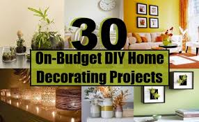 Diy Home Decor Projects On A Budget Property Interesting Inspiration Design