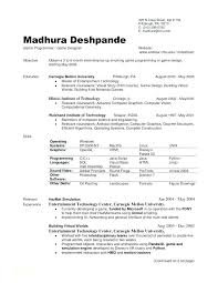 Graphic Design Intern Resume Sample College Internship Resume For ...