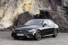 Amg c 43 4matic wagon. New 2017 Mercedes Amg E43 Sedan Brings A 396hp Bi Turbo V6 And Stealthy Looks Carscoops