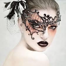 y stunning venetian masquerade lace