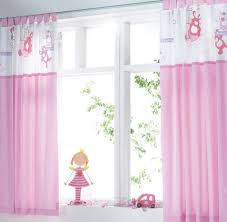 Pink Curtains For Girls Bedroom Net Curtains Baby Room Babyroomclub