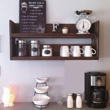 reclaimed wood mug rack urban rustic. Rustic Kitchen Shelf, Coffee Bar Reclaimed Wood Mug Rack Urban