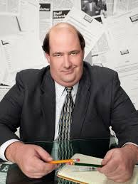 the office the meeting. Brian Baumgartner As Kevin Malone The Office Meeting E