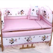 minnie mouse erfly dreams crib set mouse nursery bedding photo 4 of real baby bedding set