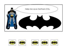 Batman Behavior Chart Behavior Chart