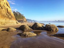 Tide Chart For Cannon Beach Oregon Hug Point Is Only Accessible During Low Tide So Check The