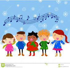 Image result for winter chorus concert clipart