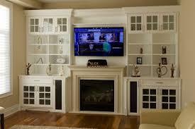 tv wall entertainment units fireplace