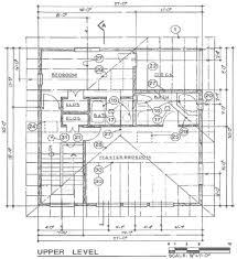 king county floor plan bedroom level