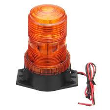 Strobe Indicator Light Us 11 38 21 Off 30led Signal Warning Light Flashing Bulb Led Indicator Signal Light Strobe Beacon Emergency Lamp 12 30v Amber For Forklift In