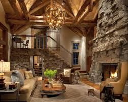 living rooms decorating ideas with stone fireplaces with stone fireplaces ideas
